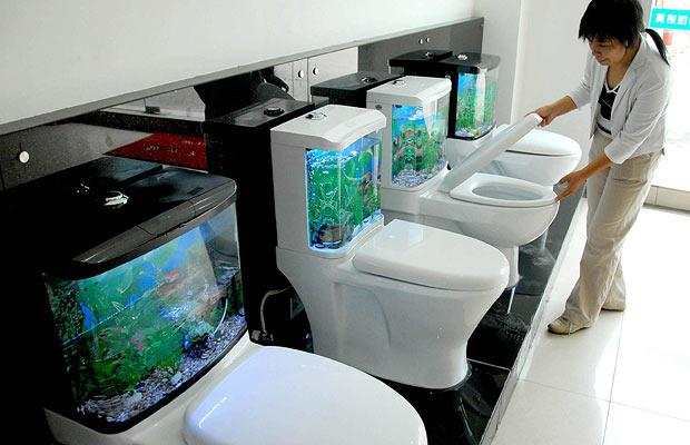 Table Aquarium Fish Tank